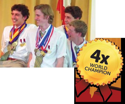 4Xworldchampion
