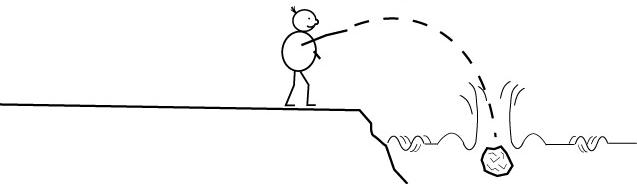 Throwing-rock-close